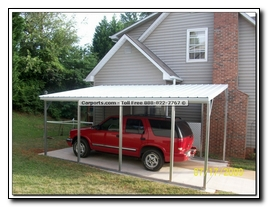 Carport Lean-To Pictures