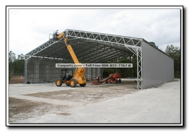 Wide Carport Pictures